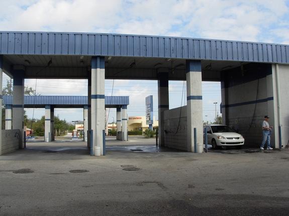 Self Car Wash New Port Richey Fl
