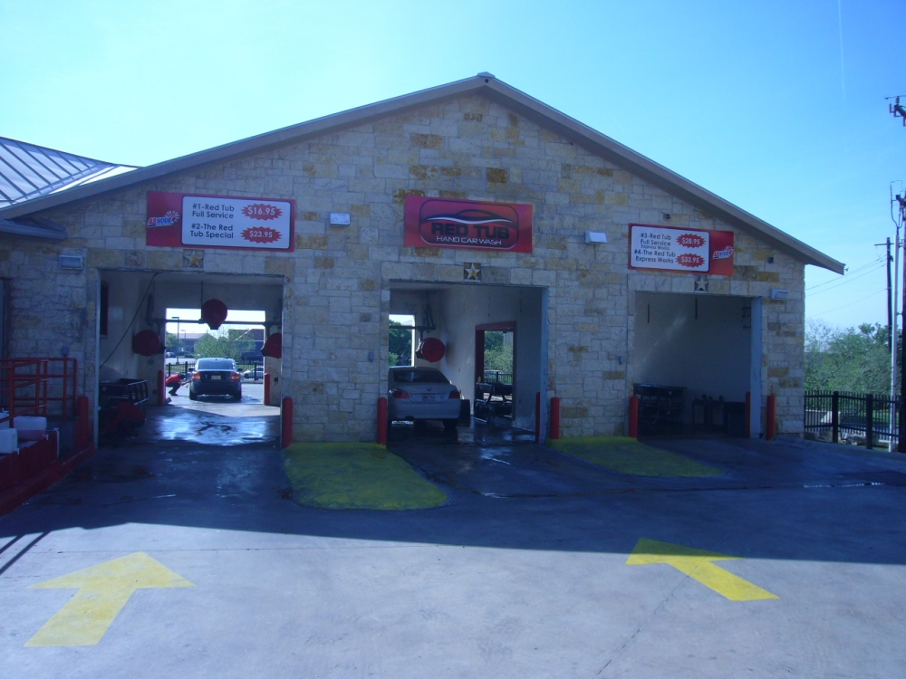 Car Washes For Sale San Antonio Area