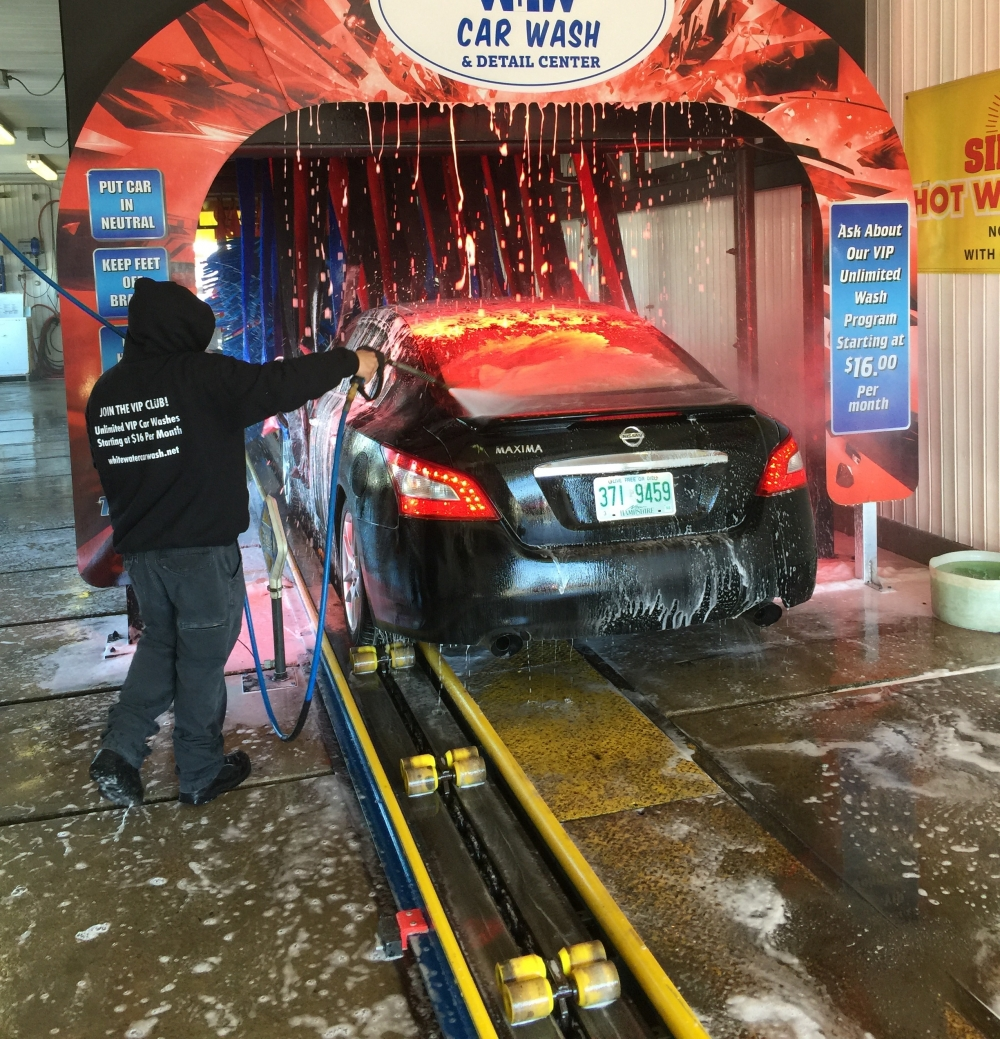 Car Washes For Sale Express Tunnel Car Wash